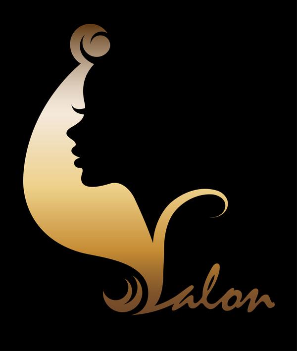 Schilder mode logo Frauen