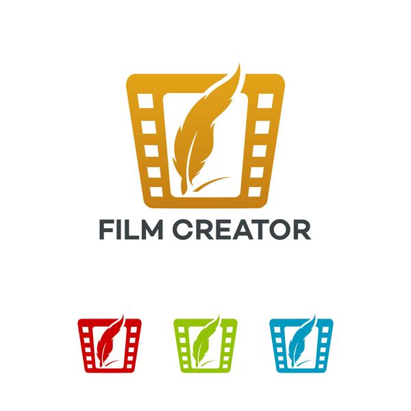 Schöpfer logo film