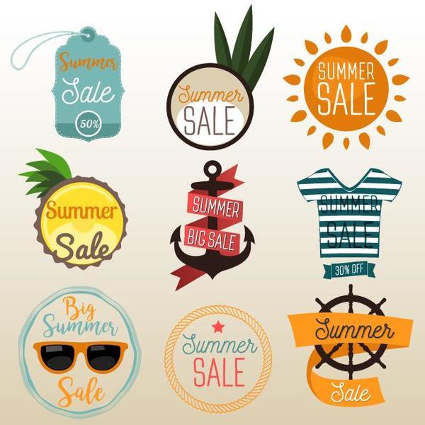 vacanze etichette estate distintivo Appartamento