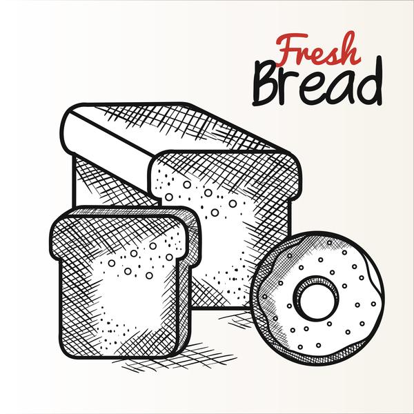 新鮮な 手 パン