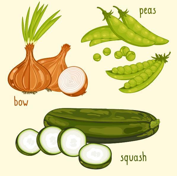 verdure nome Fresco