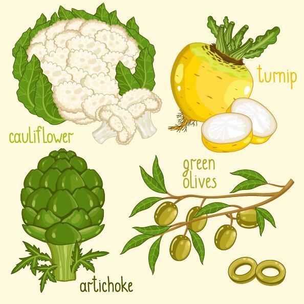 nom legumes Frais
