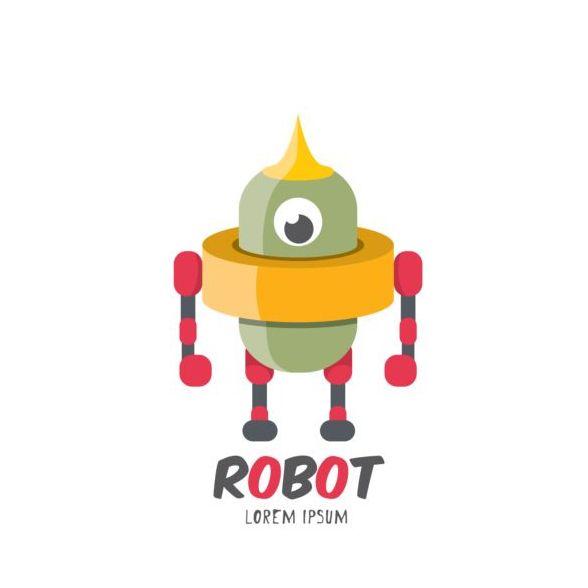 Roboter lustig cartoon