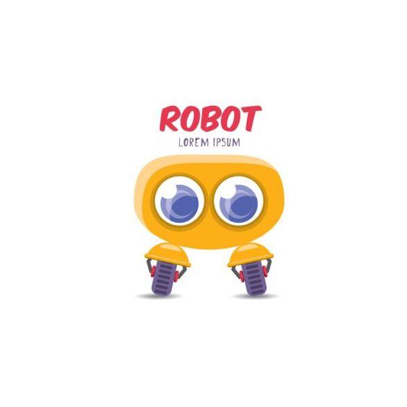 、漫画、面白い、ロボット