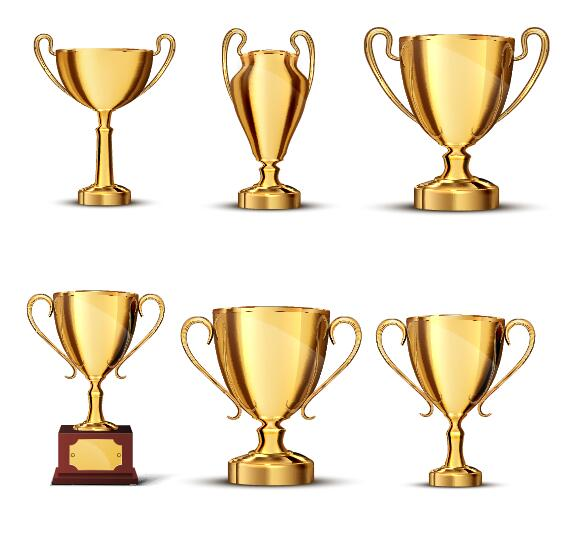 trophy gold collection