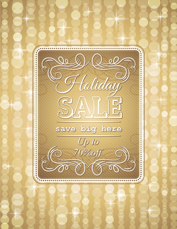 vente Noel golden discount