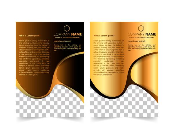 golden decken company Broschüre