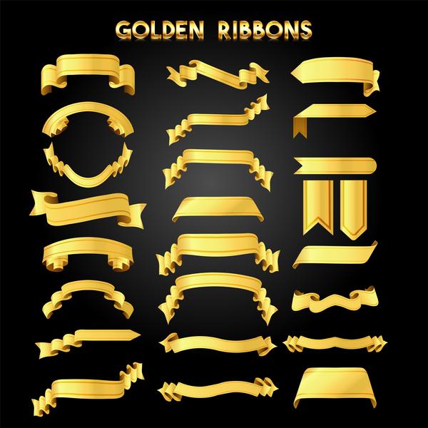 golden Bänder