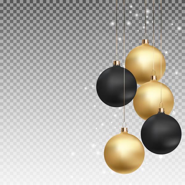 、つまらないもの、黒、金、クリスマス