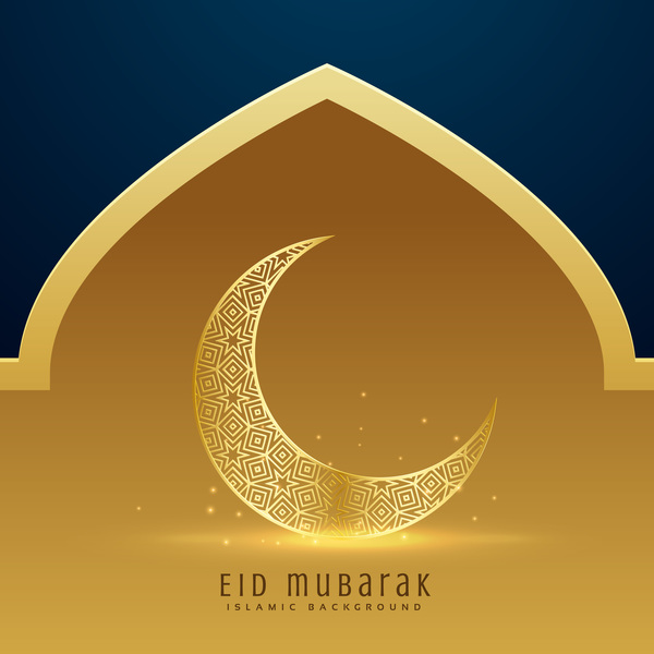 golden festival Eid Mubarak Eid