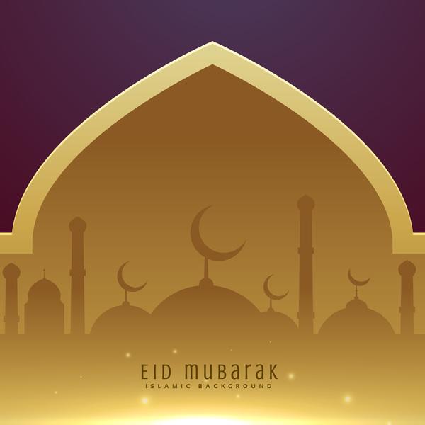 Mubarak Lila golden Eid