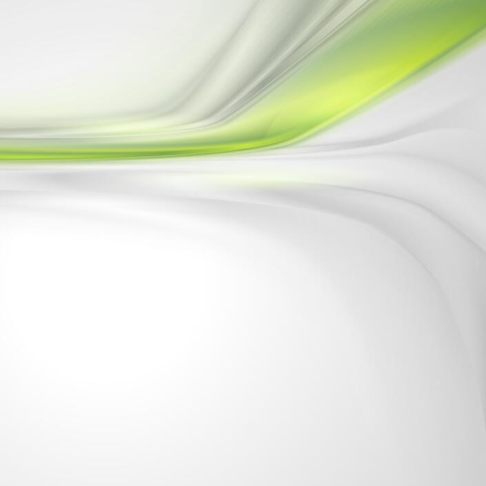 wellig transparent grün Abstrakt