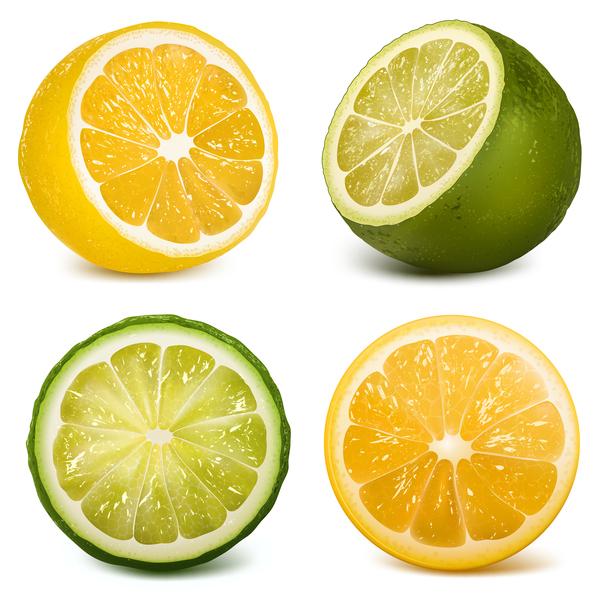 verde arancione Agrumi