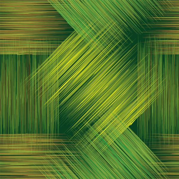 senza giunte reticolo griglia green Controllare