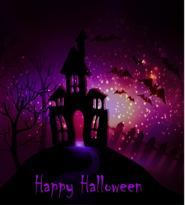 skräck natt halloween