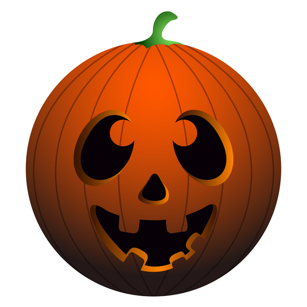 zucca di Halloween testa