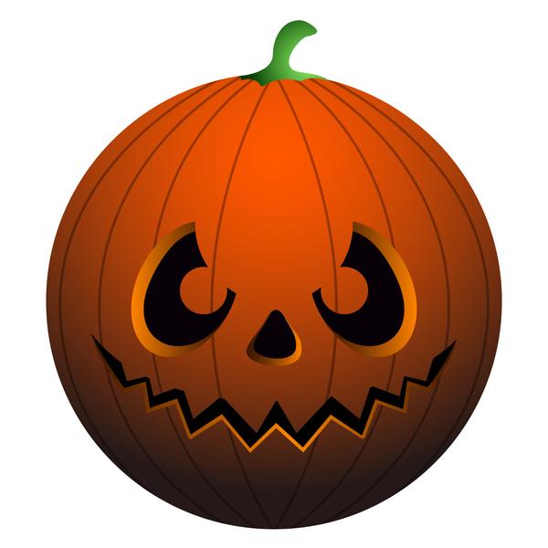 Kürbis Kopf halloween