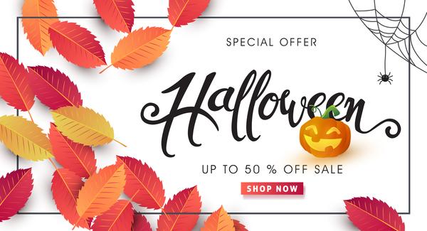speciale offerta halloween bianco