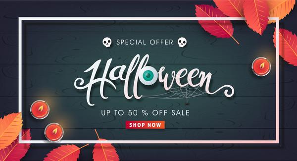 speciale offerta in legno halloween