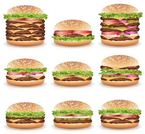 hamburger design