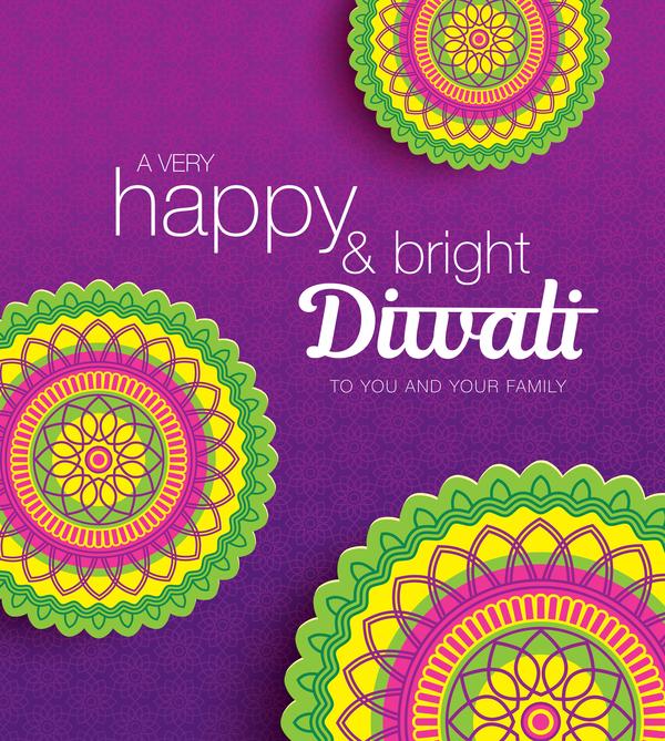 glücklich Diwali