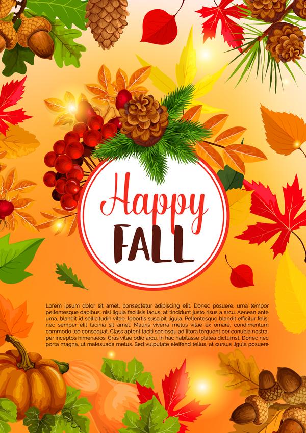 l'automne heureux