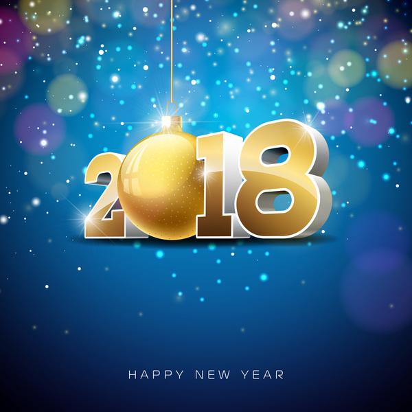 Nuovo felice anno 2018