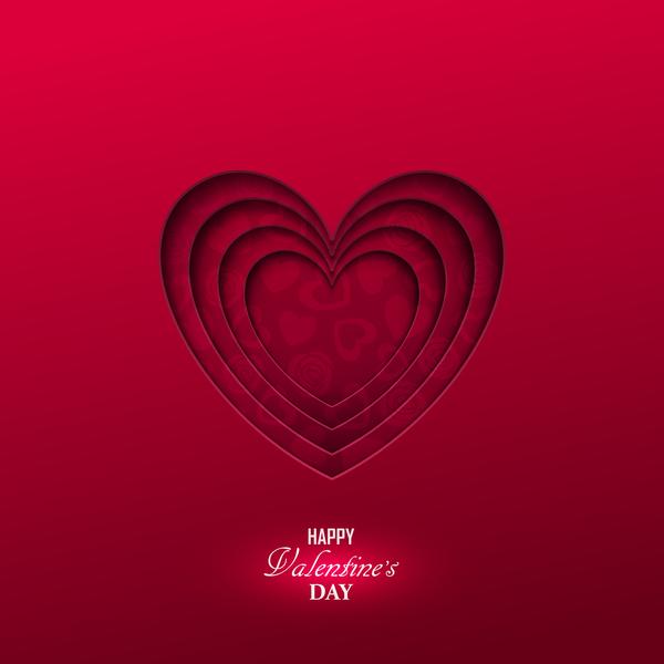 saint valentin heureux
