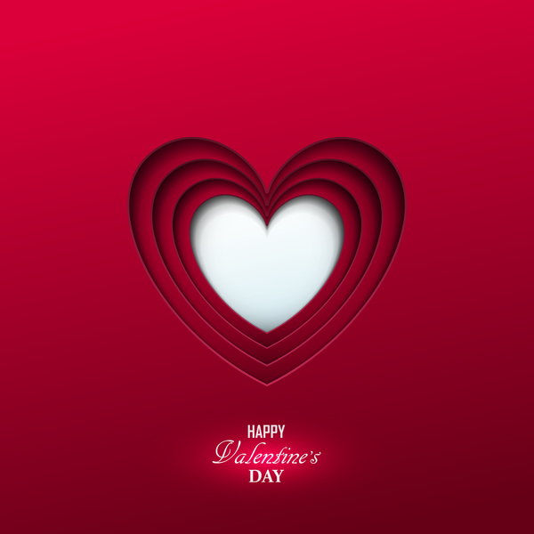 valentine happy
