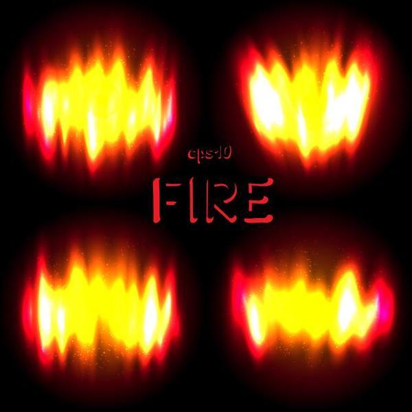 mettez en surbrillance flame fire