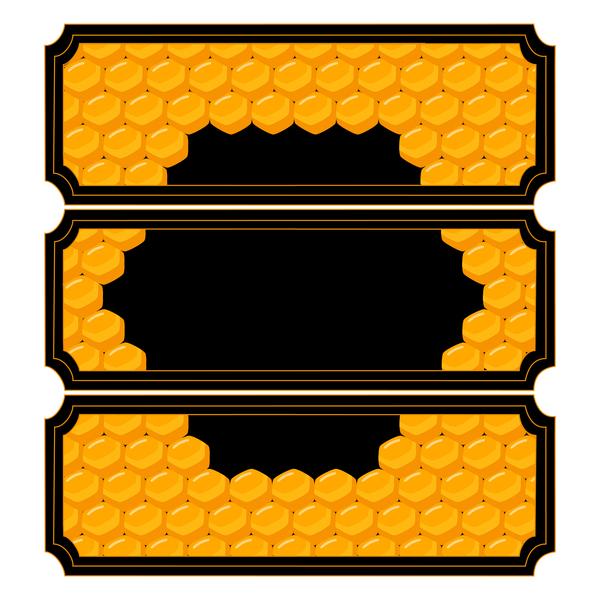 miel des bannières