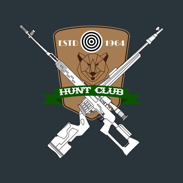 ロゴ ハント クラブ