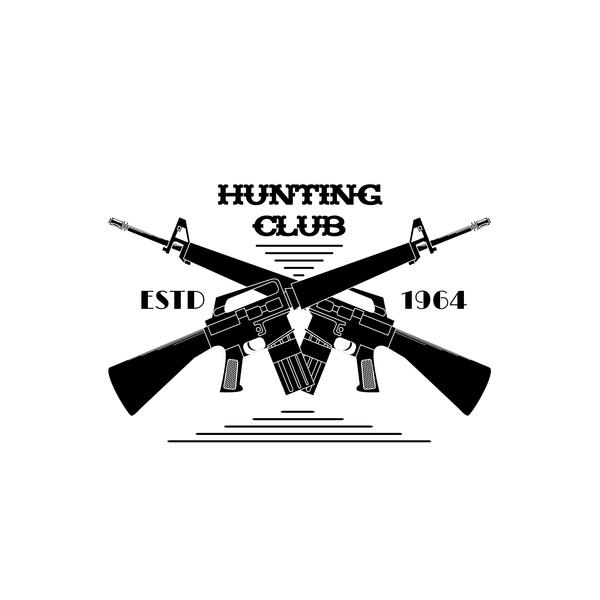 logotyp jakt club