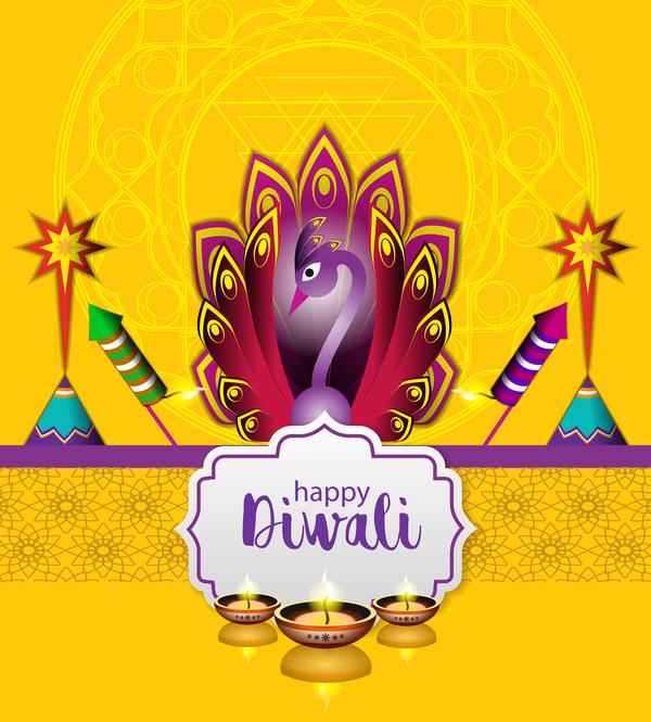 Tradition semester Indisk Diwali ceremoni andlig