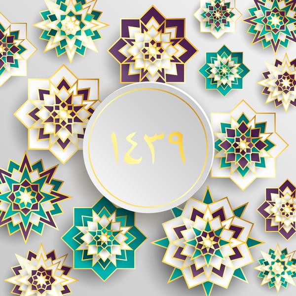 、装飾、イスラム、スタイル