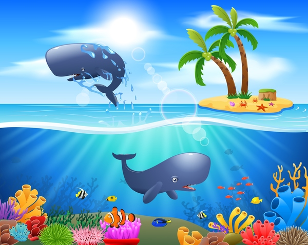 mondo subacqueo isola