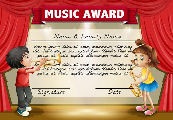 prix musique enfants