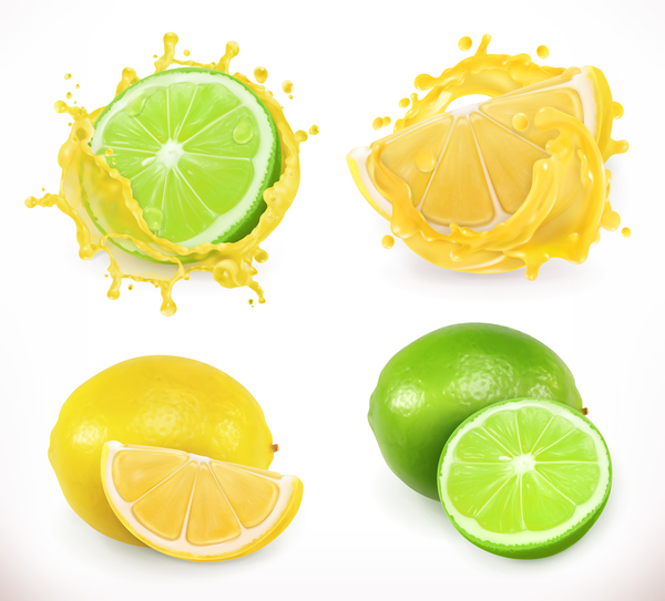 splash lime juice citron