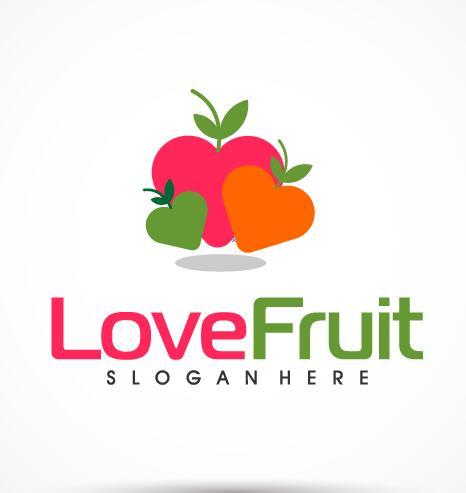 、フルーツ、ロゴ、大好き