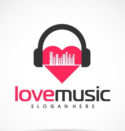 musique love logo