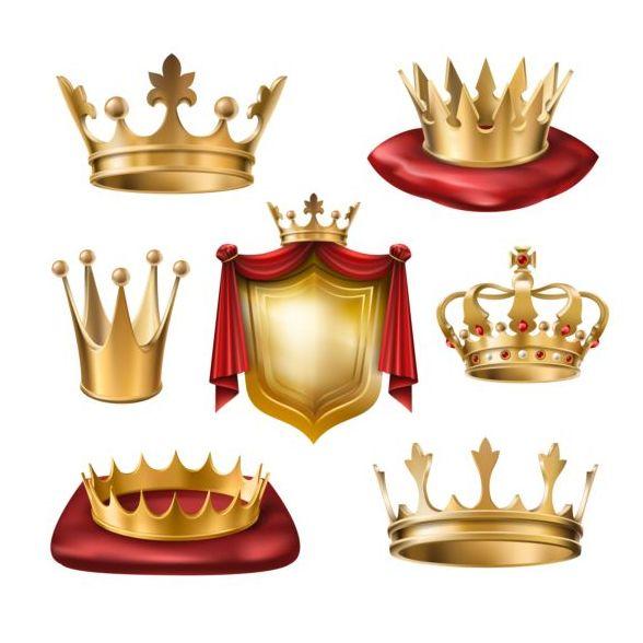 scudo lusso gold corona