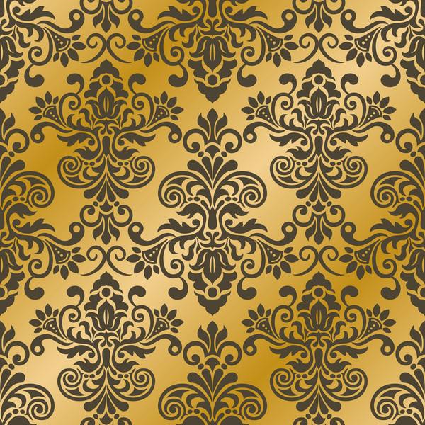 seampes modello lusso golden Damasco