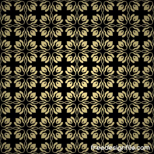 sans soudure modèle luxe doré décoratif