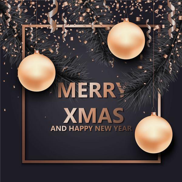 Nuovo Natale frame anno