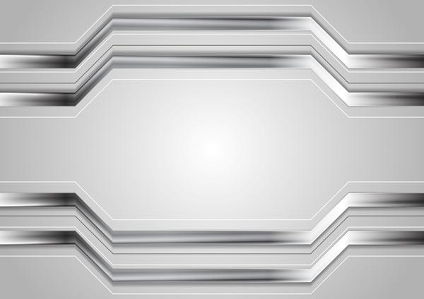 Streifen Metall