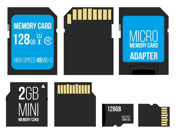 minne micro kort