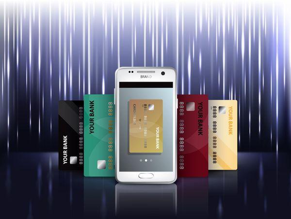 pay mobile Infografik