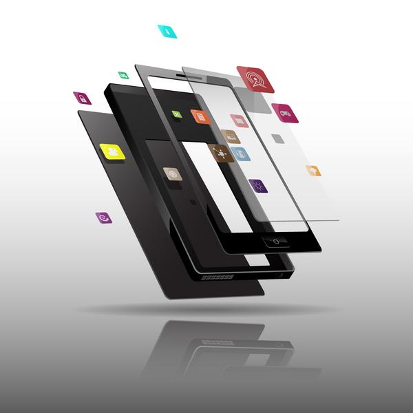 telefono moderno Mobili