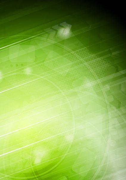 moderne green flèches