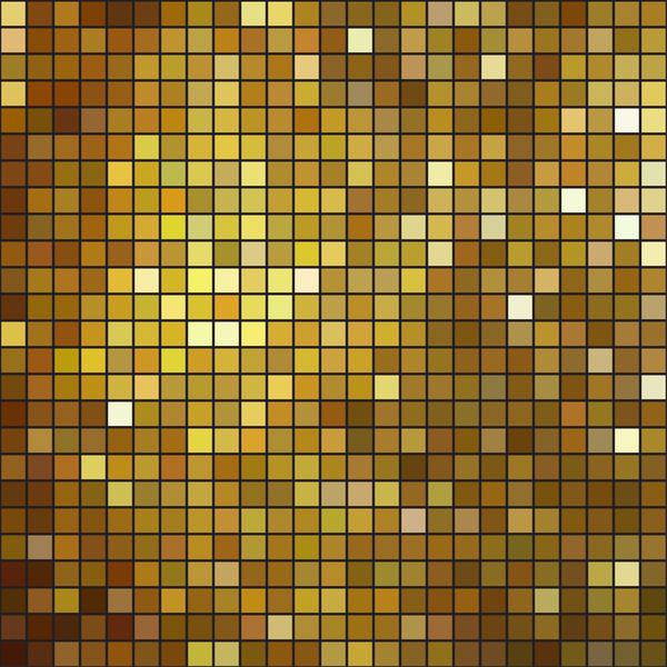 Mosaik golden